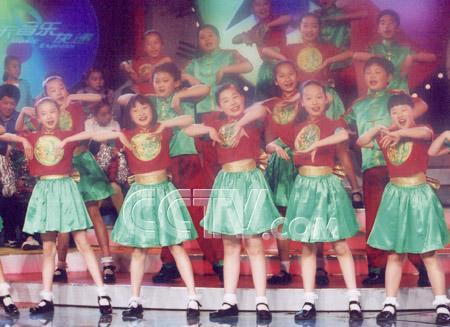 唱响新世纪优秀儿童歌曲歌会(3)