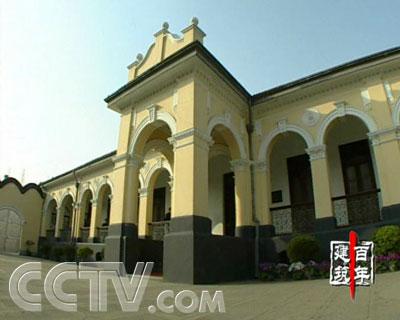 南京; 国府旧踪; 欧式庭院门楼效果图