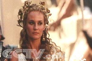 帕里斯诱拐了希腊重镇斯巴达的王妃