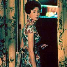 《花样年华》让旗袍流行