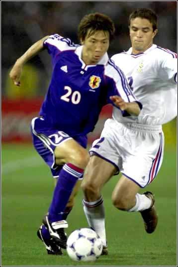 法国足球队捧得联合会杯(1)