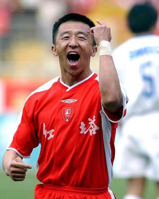 甲a第6轮:云南红塔胜上海申花(3)