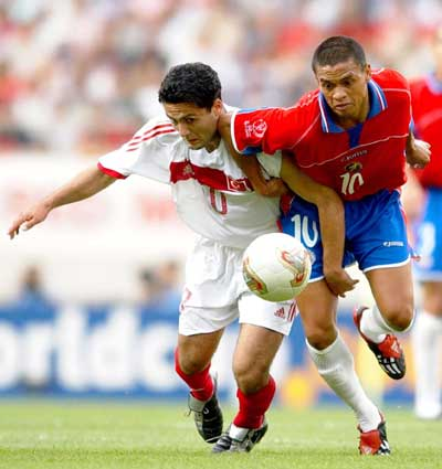 2002韩日世界杯排名_2002年韩日世界杯中国队的参赛队员名单-韩日世界杯中国队参赛队