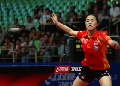 1 乒乓球世界杯 王楠挺进四强 -CCTV.com-体育频道-体育影集