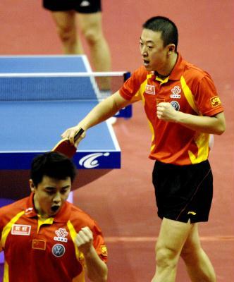 3 乒乓球世界杯团体赛 中国男队夺冠 -CCTV.com-体育频道-体育影集