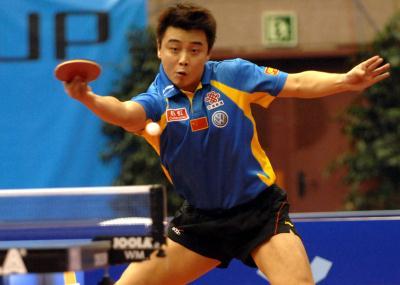 乒乓球世界杯 王皓挺进四强 1 -CCTV.com-体育频道-体育影集