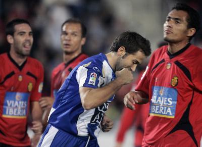 马洛卡人口_西班牙人1 2马洛卡 马洛卡球员庆祝进球
