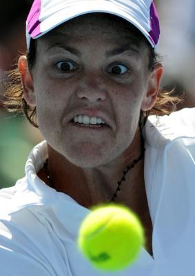 澳网女单首轮 达文波特胜埃拉尼 3
