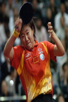 2 女子世界杯乒乓球赛开赛 -CCTV.com-体育频道-体育影集