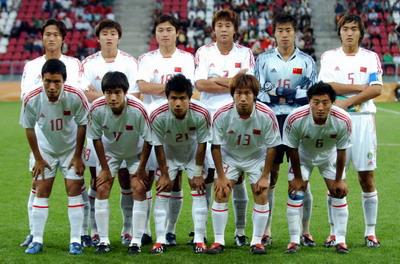 中国u19男子足球队