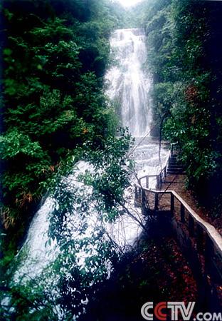 怀化黄溪风景区