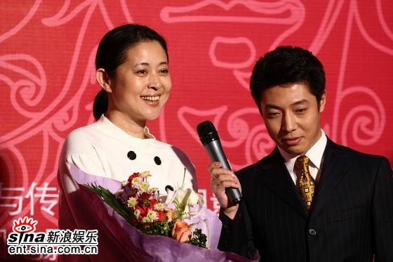 倪萍凭《雪花那个飘》称后蒙特利尔电影节