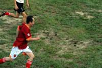 罗京成为足球先生