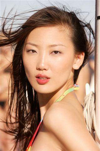 青岛沙滩模特派对