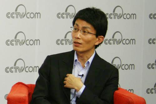 中国经济导报社新闻中心主任,中央电视台新闻频道特约评论员杨禹