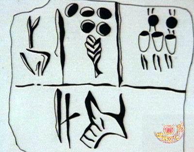古埃及象形文字对后世的影响非常大